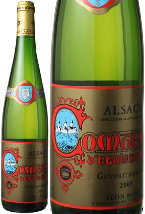 アルザス ゲヴュルツトラミネール キュヴェ・デ・コント・デギスハイム [2008] レオン・ベイエ <白> <ワイン/アルザス>