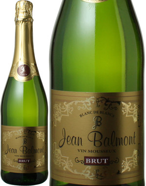 ジャン・バルモン ブラン・ド・ブラン・ブリュット NV <白> <ワイン/スパークリング>