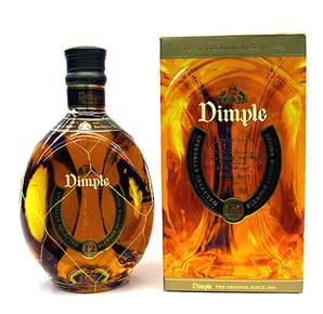 ディンプル 12年 40度 / 700ml / ブレンデッドウイスキー / 並行輸入品