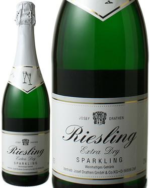 リースリング・スパークリング エクストラ・ドライ NV ジョセフ・ドラーテン <白> <ワイン/ドイツ>