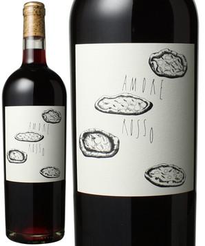 アモーレ・ロッソ・サンジョヴェーゼ [2017] ブロック・セラーズ <赤> <ワイン/アメリカ>