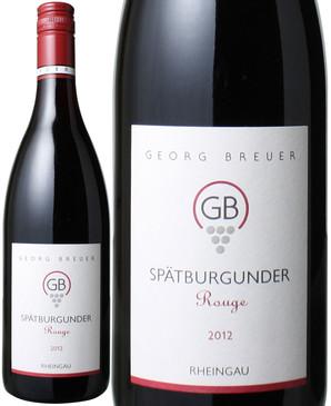 シュペートブルグンダー [2013] ゲオルグ・ブロイヤー <赤> <ワイン/ドイツ>