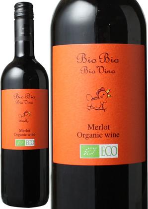 ビオ・ビオ メルロー オーガニック [2017] チェーロ・エ・テッラ <赤> <ワイン/イタリア> ※ヴィンテージが異なる場合があります。