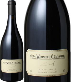 オレゴン ピノ・ノワール ウィラメット・ヴァレー [2015] ケン・ライト・セラーズ <赤> <ワイン/アメリカ>