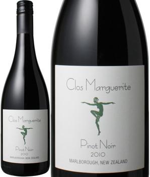 マールボロ ピノ・ノワール [2010] クロ・マルグリット <赤> <ワイン/ニュージーランド>