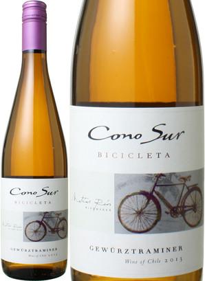 コノスル ゲヴュルツトラミネール ヴァラエタル [2017] <白> <ワイン/チリ> ※ヴィンテージが異なる場合がございます。