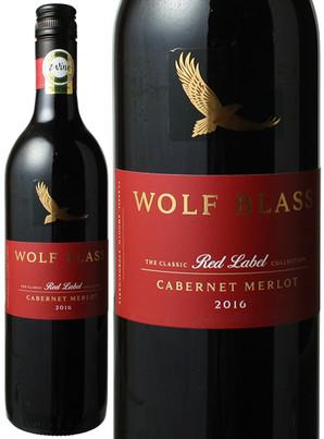 ウルフ・ブラス レッドラベル カベルネ/メルロー [2016] <赤> <ワイン/オーストラリア>
