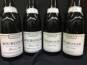 【セット販売】ドメーヌ・パラン ブルゴーニュ ピノ・ノワール13,14,15,16比較 4本セット <ワイン/ブルゴーニュ>