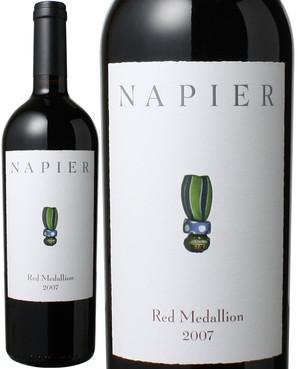 ネイピア レッド・メダリオン [2013] ネイピア・ワイナリー <赤> <ワイン/南アフリカ>