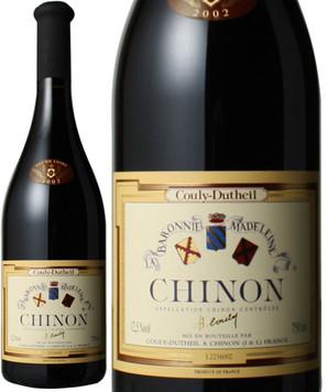 シノン ラ・バロニー・マドレーヌ [2002] クーリー・デュテイユ <赤> <ワイン/ロワール>