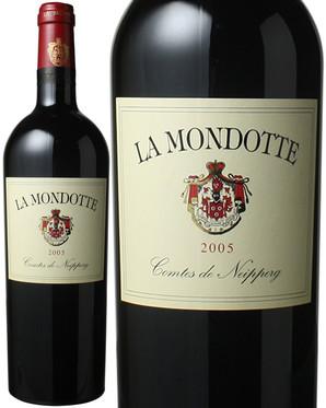 ラ・モンドット [2005] <赤> <ワイン/ボルドー>