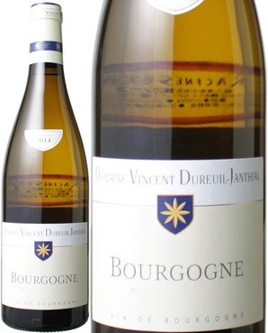 ブルゴーニュ・ブラン [2014] ヴァンサン・デュロイユ=ジャンティアル <白> <ワイン/ブルゴーニュ>