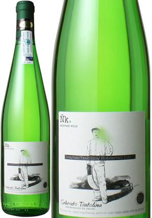 エヌ・ケー・チャコリ DOチャコリ・デ・ゲタリア [2017] NKワインズ <白> <ワイン/スペイン>