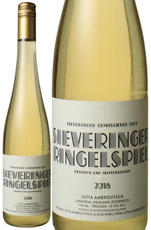 ゲミシュターサッツ シーヴェリンガー・リンゲルシュピール [2016] ユッタ・アンブロジッチ <白> <ワイン/オーストリア>