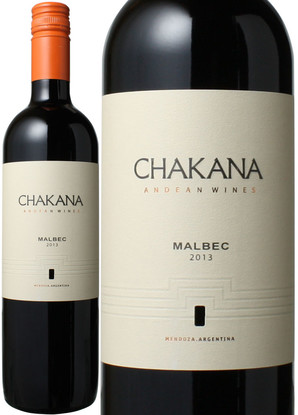 チャカナ マルベック [2016] <赤> <ワイン/アルゼンチン>