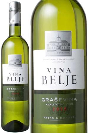 ヴィーナ・ベリエ グラシェヴィーナ [2015] <白> <ワイン/クロアチア>