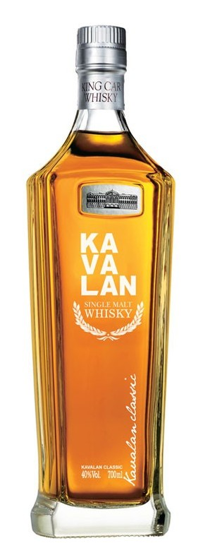 カバラン シングルモルト クラシックウイスキー 40% 700ml <ウイスキー/台湾>