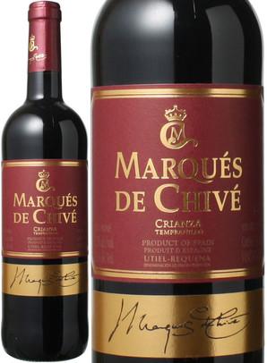 マルケス・デ・チベ クリアンサ テンプラニーリョ [2014] <赤> <ワイン/スペイン>