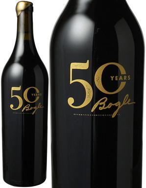 プティ・シラー・リザーヴ 50周年記念キュヴェ NV ボーグル・ヴィンヤード <赤> <ワイン/アメリカ>