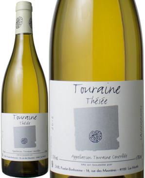 トゥーレーヌ・ブラン テゼ [2012] ピエール=オリヴィエ・ボノーム(ピュズラ・ボノーム)<白> <ワイン/ロワール>