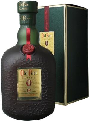 オールド パー 18年 正規品 46度 750ml ヴァッテドモルトウイスキー