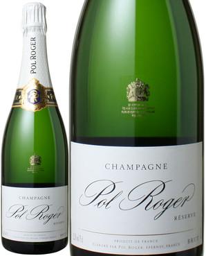 ポル・ロジェ ブリュット・レゼルヴ NV <白> <ワイン/シャンパン>