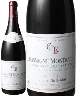 シャサーニュ・モンラッシェ・ルージュ プルミエ・クリュ モルジョ [2002] クロ・ベルフォン <赤> <ワイン/ブルゴーニュ>