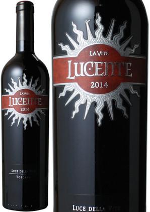 ルチェンテ [2014]  ルーチェ・デッラ・ヴィーテ <赤> <ワイン/イタリア>