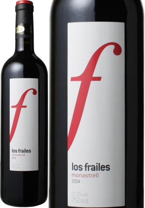ロス・フレイレス モナストレル D.O. ヴァレンシア [2015] ボ デガス・ロス・フレイレス <赤> <ワイン/スペイン>