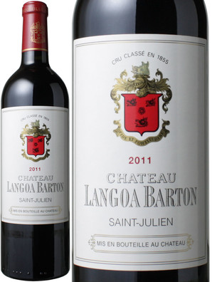 シャトー・ランゴア・バルトン [2011] <赤> <ワイン/ボルドー>