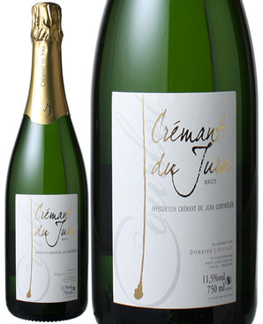 クレマン・ド・ジュラ NV ドメーヌ・クールベ <白> <ワイン/スパークリング>