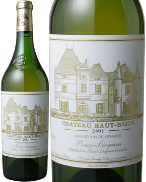 シャトー・オー・ブリオン ブラン [2001] <白> <ワイン/ボルドー>