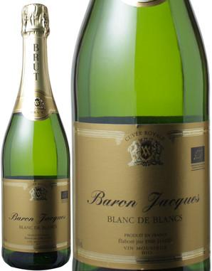 バロン・ジャック ブリュット オーガニック NV <白> <ワイン/スパークリング>