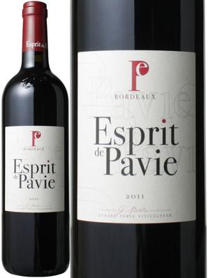 エスプリ・ド・パヴィ [2011] <赤> <ワイン/ボルドー>