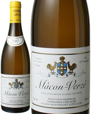 マコン・ヴェルゼ [2007] ルフレーヴ  <白> <ワイン/ブルゴーニュ>
