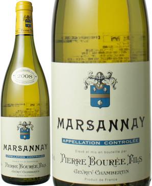 マルサネ・ブラン [2008] ピエール・ブレ <白> <ワイン/ブルゴーニュ>