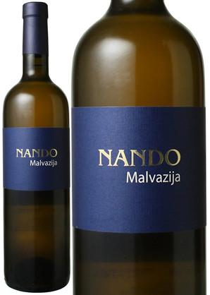 マルヴァジーヤ・ブルーラベル プリモルスカ [2014] ナンド <白> <ワイン/スロヴェニア>