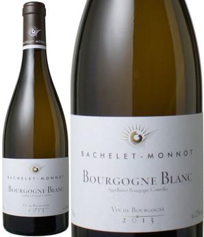ブルゴーニュ・ブラン [2013] バシュレ・モノ <白> <ワイン/ブルゴーニュ>