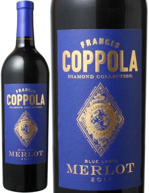 メルロー カリフォルニア [2016] フランシス・コッポラ ダイヤモンド・コレクション <赤> <ワイン/アメリカ>
