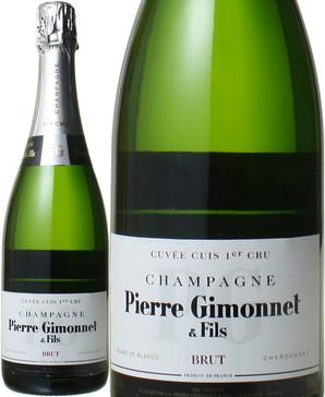 ピエール・ジモネ ブラン・ド・ブラン ブリュット キュイ・プルミエ・クリュ NV <白> <ワイン/シャンパン>