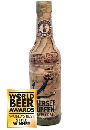 ウーバーゼェー ホッフェン (IPA) 5.6% 330ml インゼル醸造所 <ビール/ドイツ>