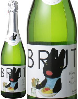 リサとガスパールのワイン! ガスパール・エ・リサ ヴァン・ムスー ブラン・ド・ブラン ブリュット NV <白> <ワイン/スパークリング>