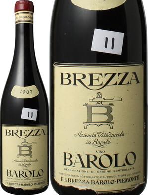 バローロ [1967] ジャコモ・ブレッザ <赤> <ワイン/イタリア>