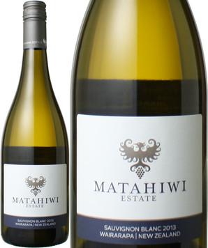 マタヒウィ ワイララパ ソーヴィニヨン・ブラン [2015] <白> <ワイン/ニュージーランド>