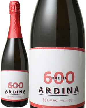 【特価】アルディナ・エスプマンテ 600 ヴィーニョ・ヴェルデ NV グアポス・ワイン・プロジェクト  <白> <ワイン/ポルトガル/スパークリング>