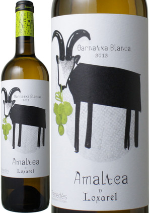 アマルテア ガルナッチャ・ブランカ [2012] ロシャレル <白> <ワイン/スペイン>