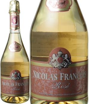 ニコラ・フランソワ キュヴェ・デ・リス ブリュット・ロゼ NV グラシアン・メイエ <ロゼ> <ワイン/ロワール/スパークリング>