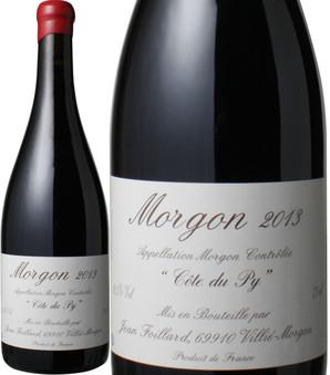 モルゴン コート・ド・ピィ [2016] ジャンフォワイヤール <赤> <ワイン/ブルゴーニュ>