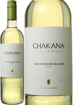 チャカナ ソーヴィニヨン・ブラン [2013] <白> <ワイン/アルゼンチン>