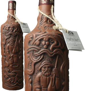 サペラヴィ クヴェヴリ 陶器ボトル [2013] <赤> <ワイン/ジョージア>